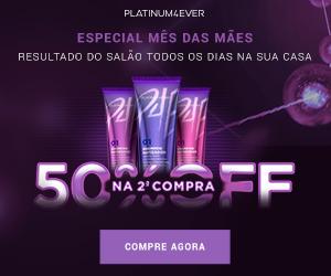 Loiro de Verão Platinum4Ever