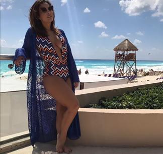 Geisy Arruda na praia
