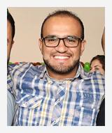 Flávio, 31 anos, três meses de tratamento com HairCaps